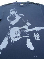 BRUCE SPRINGSTEEN wrecking ball 2012 tour MEDIUM T-SHIRT