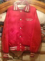 VINTAGE 94 Holloway (Starter style) varsity jacket stitched size small .. USA