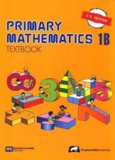Singapore Math Primary Math Textbook 1B US Ed-FREE Expedited Shipping UPGD W $45