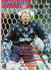Bayern Magazin 5/48 , Bayern München - Hamburger SV , 05.10.1996