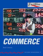 Factfiles: Commerce: 1000 Headwords (Oxford Bookworms ELT)-ExLibrary