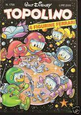 topolino libretto N°1786 del 18 febbraio 1990-figurine!