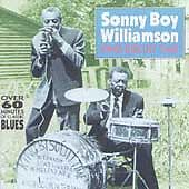 Sonny Boy Williamson-King Biscuit Time CD- Very Good