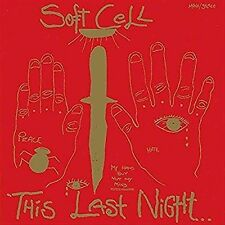 Soft Cell This Last Night in Sodom LP Vinyl 10 Track 180 Gram Repress With Inn