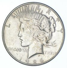 Better - 1926-S - Peace Silver Dollar - 90% US Coin *280