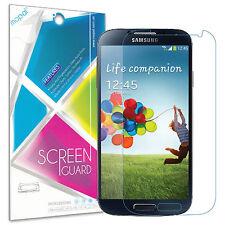 9x Samsung Galaxy S4 Anti-Scratch HD Clear Screen Protector