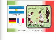 BLK00326 Nicaragua football block
