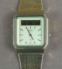 Vintage CASIO AT-550G Wrist Watch Working