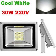 30W LED Flood Light Outdoor Garden Landscape Spot Lamp Waterproof Cool White SMD