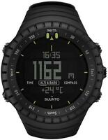 New Suunto Core All Black Military Outdoor Sports Unisex Watch SS014279010