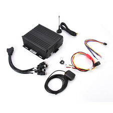 "4 Kanal HD Mobile DVR Car Auto Beweglicher Video Recorder 2.5"" Sata HDD Card GPS"