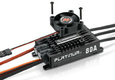 Hobbywing Platinum Pro V4 80A 3-6S Lipo BEC Empty Mold Brushless ESC f RC Drone