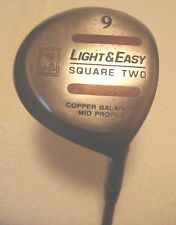 Square Two LPGA Light & Easy Offset Ladies 9 Fairway Wood (Graphite Shaft)