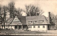 Bowling Green Club House in Chester PA 1950