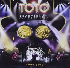 Toto-livefields 1999/sony records CD