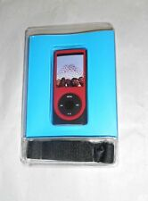 gear4 Jumpsuit Mode Silicon case for ipod nano 4th Gen & Lanyard UK
