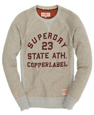 NEW SUPERDRY COPPER LABEL WELLSVILLE CREW SIZE SMALL