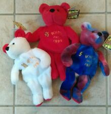 SALVINO'S BAMMERS Boston July 13 1999/All 3 bears:Gordon, Martinez, Garciaparra