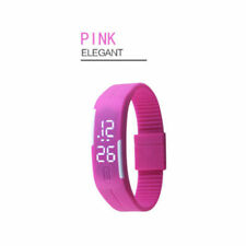Multifunction LED Sport Electronic Digital Wrist Watch For Child Boy Girl Kids A