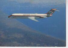 Postcard 1378 - Aircraft/Aviation Martinair Holland Douglas DC-9