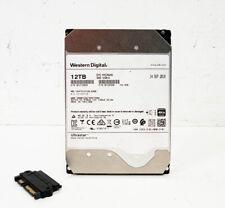 """WD DC HC520 12TB 3.5"""" SATA 6Gb/s 7.2K RPM HDD"""