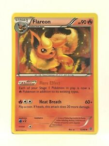Pokemon TCG - Flareon 13/98 - Uncommon Holo - Ancient Origins NM Free Shipping