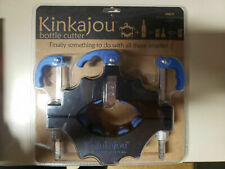 Kinkajou Bottle Cutter Blue / Black  SB661