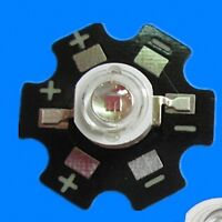 1pc 5w 850nm Infrared IR LED 5 Watt