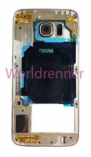 Medium Case G Chassis Middle Frame Bezel Back Cover Samsung Galaxy s6