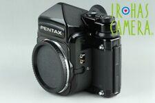 Pentax 67 TTL Medium Format SLR Film Camera #24005 E4