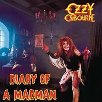 Ozzy Osbourne - DIARY OF A MADMAN (Legacy Edition) [CD]