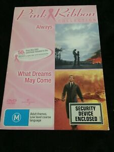 ALWAYS / WHAT DREAMS MAY COME - PINK RIBBON COLL. - PAL R2 & 4 - *FREE STD POST*