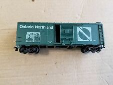 Athearn HO Ontario Northenland box car #90075
