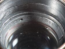 Carl Zeiss 50mm 5cm f1.5 Sonnar Arriflex Arri Standard Mount Lens Rare - READ