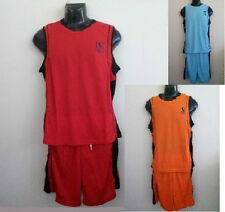 10 new Basketball Team Jersey Uniform Shirt Shorts Wholsale Red style B3500 $12