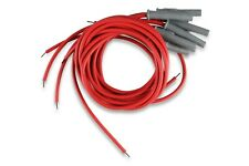 Msd Ignition 31199 Universal Spark Plug Wires 8 Cyl Heisocket Straight Boots