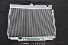 "NEW 3 ROWS 67 68 69 70 FORD MUSTANG CAR 24"" WIDE ALUMINUM RADIATOR CU379"