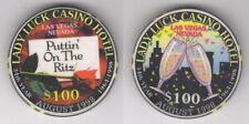Lady Luck Casino $100 Chip, Las Vegas NV