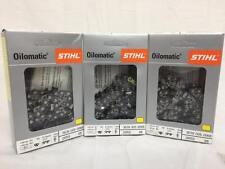 """3 PK-  Stihl 18"""" 26RS 68 DL Chainsaw chain .325 .063 Rapid Micro 3639 005 0068"""