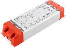 Poppstar LED Trafo Transformator 230V AC / 12V DC 2.5A 30W (Watt)