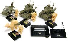 Set of 5 Takara Tomy 1/6 Scale NeoGeo Console Metal Slug Mechanical Figure