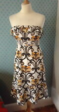 Cotton off shoulder sundress by Roxy  size 8
