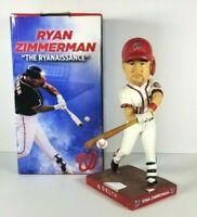 "Ryan Zimmerman Bobblehead ""Ryanaissance"" Washington Nationals 2018 SGA NEW Nats"
