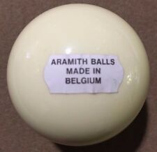 Aramith Oversized Cue Ball Coin-Op Cue Pool Balls w/ FREE Shipping