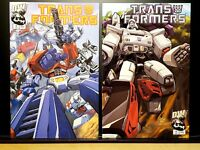 TRANSFORMERS ENERGON #1 WalMart EXCLUSIVE SEALED DW Pull Out Poster Inside