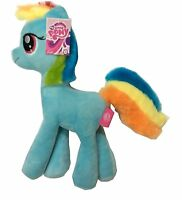 My Little Pony Official Licensed Cuddly Plush - Rainbow Dash - 25cms tall - NEW
