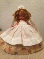 """Nancy Ann Storybook Doll ~ #58 Western Miss Bisque PT JT 5.5"""""""
