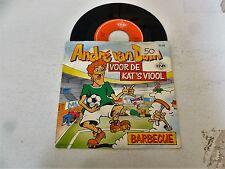 "ANDRE VAN DUIN - Barbecue - 1986 Dutch 2-track 7"" Juke Box Vinyl Single"
