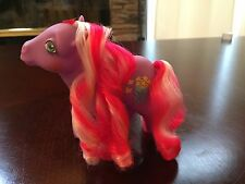 Vintage My Little Pony MLP G1 Candy Cane CARAMEL CRUNCH