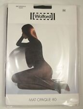 Wolford Mat Opaque 80 Tights Medium Mocca 18420 4250 Perfectly Opaque